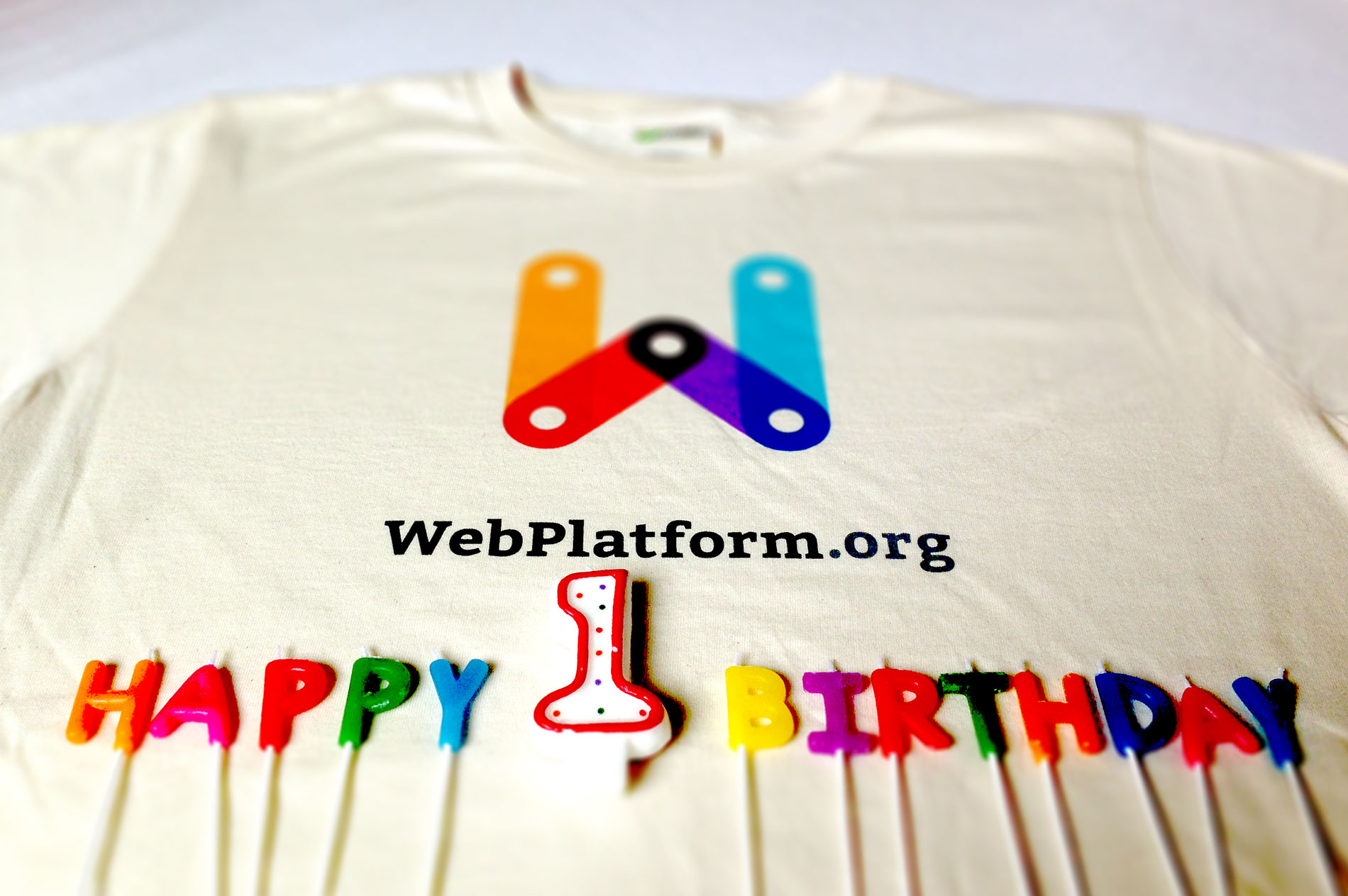 Happy first birthday, WebPlatform.org